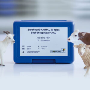 S6121 - SureFood ANIMAL ID 4Plex Beef-Sheep-Goat